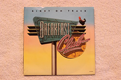 Breakfast Club; Right On Track / (Local Mix) Right On Track (7
