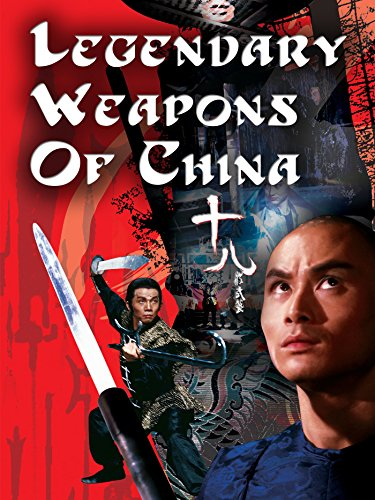 Legendary Weapons Of China on Amazon Prime Video UK