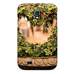 Forever Collectibles I Love You Garland Hard Snap-on Galaxy S4 Case wangjiang maoyi