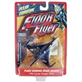 Flash Gordon Floor Flyer Space Rocket The Lonely Voyage by Flash Gordon by Gearbox Toys