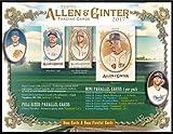 2017 Topps Allen & Ginter Baseball Factory Sealed 24 Pack Box - Fanatics Authentic Certified - Baseball Wax Packs