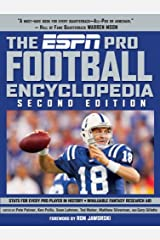 The ESPN Pro Football Encyclopedia, Second Edition Paperback