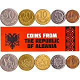 Collection of 5 Collectible Coins from All Over The