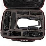 Ikevan Black EVA Hardshell Shoulder Bag Waterproof box Suitcase bag for DJI Mavic AIR RC Quadcopter