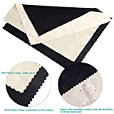 10 Pack Microfiber Cleaning Cloth 6x7 - For Eyeglass, Computer Screen, Jewelry, iPhone, Kindle, Camera Lens, Glass, Stainless Steel, Silver and Delicate Surfaces