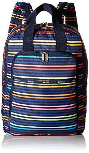 LeSportsac Women's Baby Utility Backpack, Baby Lestripe