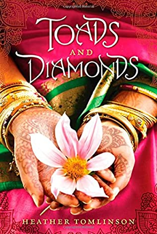 book cover of Toads and Diamonds