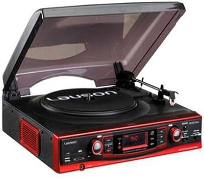 Lauson Cl135 - Tocadiscos para equipo de audio (Amplificador Y ...
