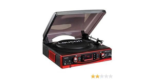 Lauson Cl135 - Tocadiscos para equipo de audio (Amplificador ...