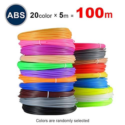 FAN-MING-N-3D, bolígrafo 3D Especial ABS filamento Pla 1.75 ...