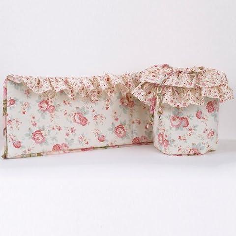 Cotton Tale Tea Party Bumper (Cotton Tale Tea Party Bedding)