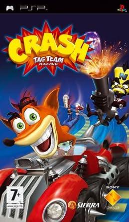 Crash Tag Team Racing: Amazon.es: Videojuegos