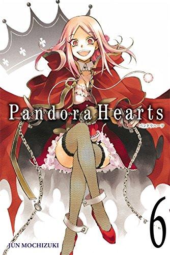 Read Online PandoraHearts, Vol. 6 - manga PDF ePub fb2 ebook
