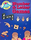 Number and Letter Games, S. Harold Collins, 0931993725