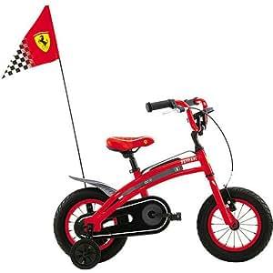 """12"""" Ferrari CX-10 Boys\' Bike"""