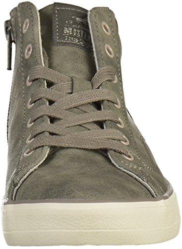 Donna A 1267 Collo 501 20 Grigio dunkelgrau Sneaker Mustang 20 Alto UZ4wq