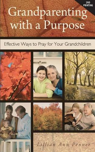 Grandparenting with a Purpose: Effective Ways to Pray for Your Grandchildren ebook