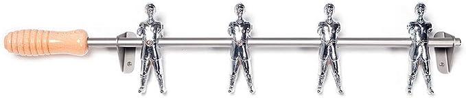 Colgador Wall Champions 4, Silver Masculino: Amazon.es: Deportes y aire libre
