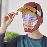 Avengers Marvel Iron Man Flip FX Mask with