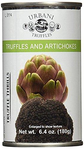 Urbani Truffle Thrills, Truffles and Artichokes - 2 pcs x 6.4 oz cans by Urbani (Image #4)