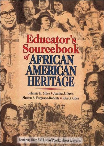 Educator's Sourcebook of African American Heritage (Book of Lists)