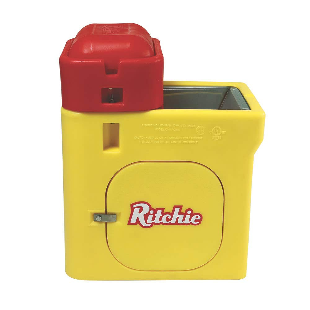 Ritchie Omni Fount 1 Automatic Heated Cattle Horse Waterer by Ritchie