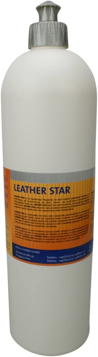 Koch Chemie Leather Star Lederpflege 1 Liter Auto