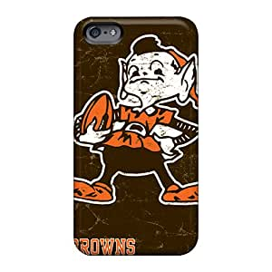 High Quality Mobile Case For Apple Iphone 6 With Provide Private Custom Attractive Cleveland Browns Skin JoannaVennettilli