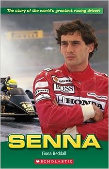 Book Senna Audio Pack (Scholastic Readers)