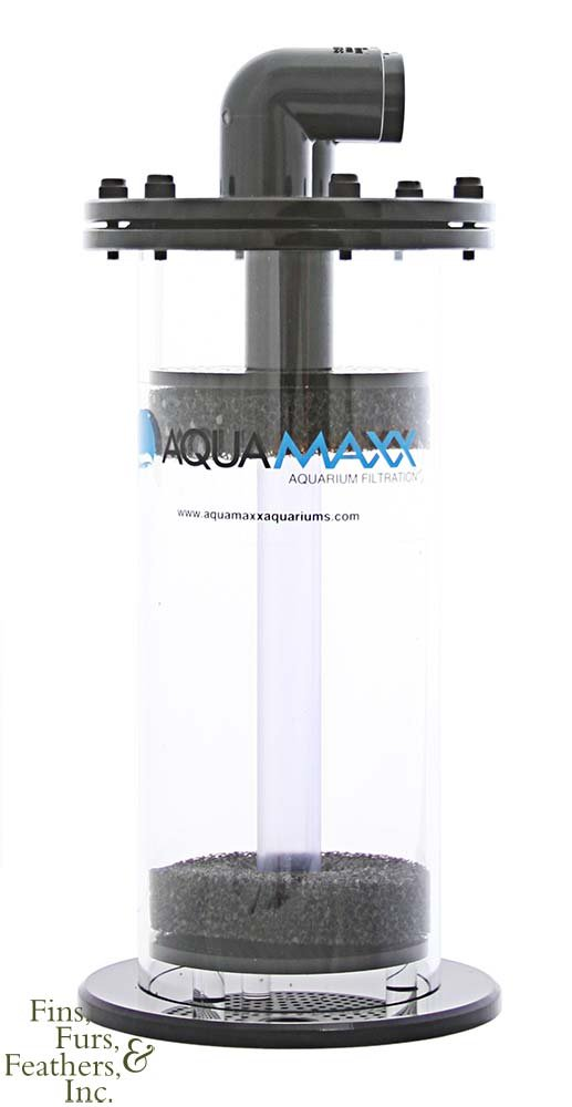 AquaMaxx Fluidized GFO and Carbon Filter Media Reactor
