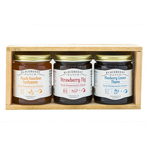 Cheese Pairing Gift Crate by Blackberry Patch