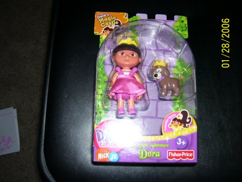 Dora's Magic Castle Fairytale Adventure Dora (Dora The Explorer Magic Castle)