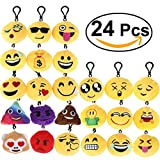X-group Pack of 24 5cm/2 Inch Emoji Mini - Best Reviews Guide