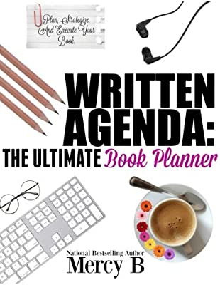 Written Agenda: The Ultimate Book Planner: Amazon.es: Mercy ...