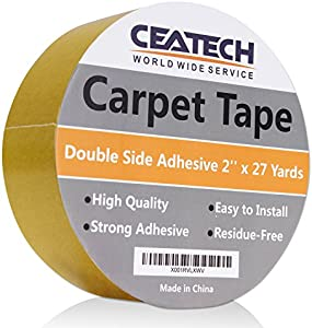 Giveaway: Carpet Tape Double Sided Adhesive for Rug