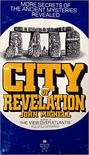 Image result for picture of City of Revelation by John Michell