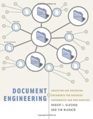 Document Engineering: Analyzing and Designing Documents for Business Informatics and Web Services (The MIT Press)