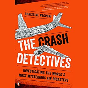 The Crash Detectives Audiobook
