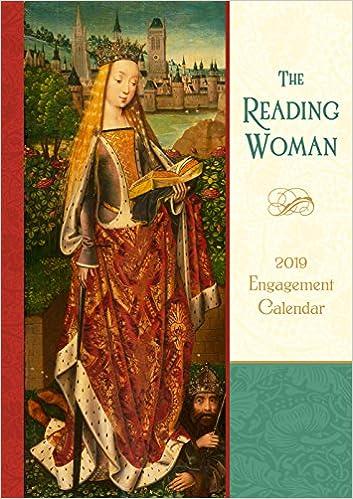 the reading woman 2019 calendar