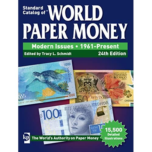 Standard Catalog of World Paper Money, Modern Issues, 1961-Present 51S3c4oSqCL  Home Page 51S3c4oSqCL