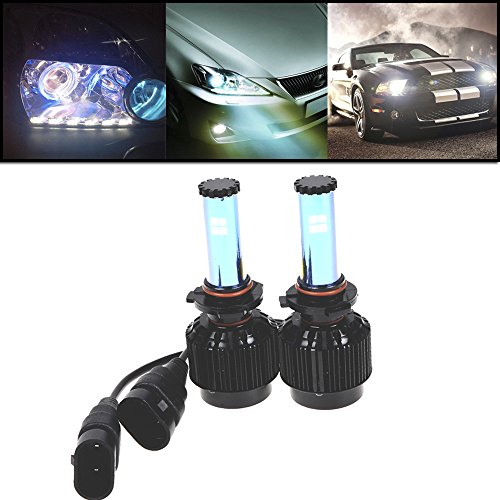 High Power 80W 7200LM 9006 HB4 4th Generation CREE XT-E LED Headlamp Light Bulb Color Change 5000K 6000K 8000K Conversion Kit
