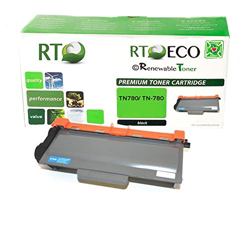 Renewable Toner Brother TN-780 Compatible Toner Cartridge for HL-6180DW MFC-8950DW HL-5440D HL-5470DW