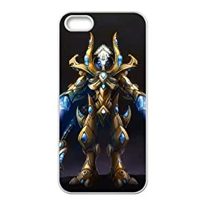 StarCraft Protoss For iPhone 5, 5S Csae protection phone Case ST061771