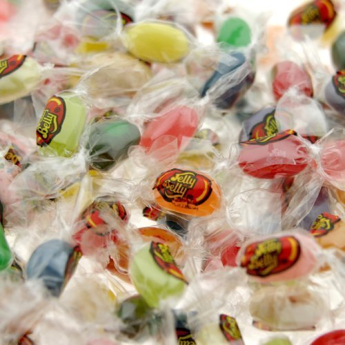 Jelly Belly 20 Flavor TWIST - 5 lbs bulk by DK