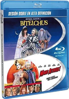 Pack Bitelchus + Mars Attacks [Blu-ray]: Amazon.es: Alec Baldwin ...