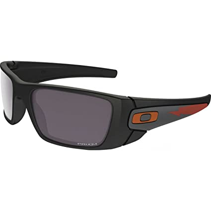 f8a96da37e Image Unavailable. Image not available for. Color  Oakley Mens Fuel Cell  Polarized Sunglasses ...