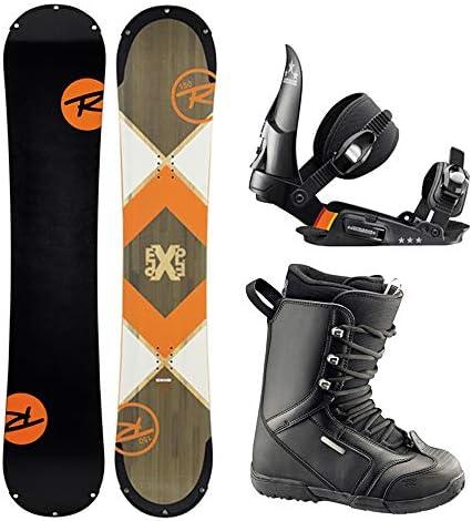 スキー板 - スノーボードベニヤセットベニアブラケットスキーシューズスリーピース