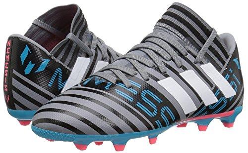 Pictures of adidas Kids' Nemeziz Messi 17.3 Fg J CP9174 Grey/Ftwwht/Cblack 4