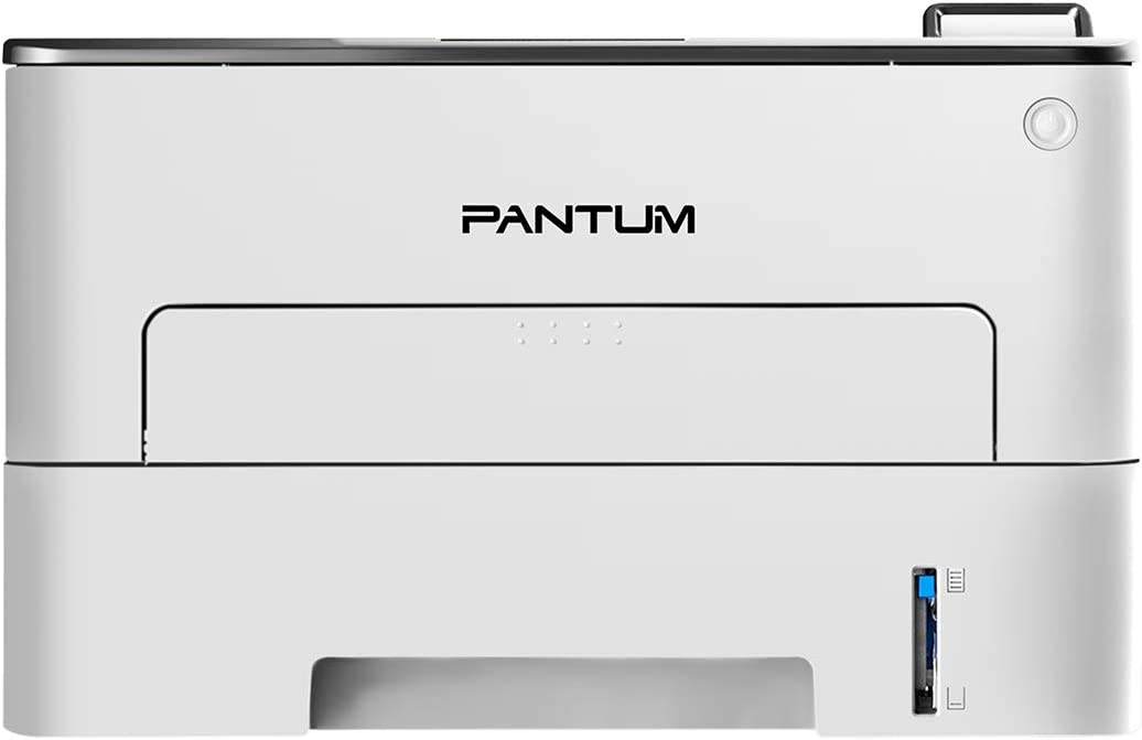 Pantum P3302DW Compact Wireless Monochrome Laser Printer Black White Home Office Printer and Auto Two-Sided Printing