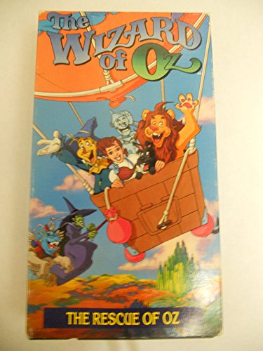 [Wizard of Oz: The Rescue of Oz [VHS]] (The Wizard Of Oz Video)